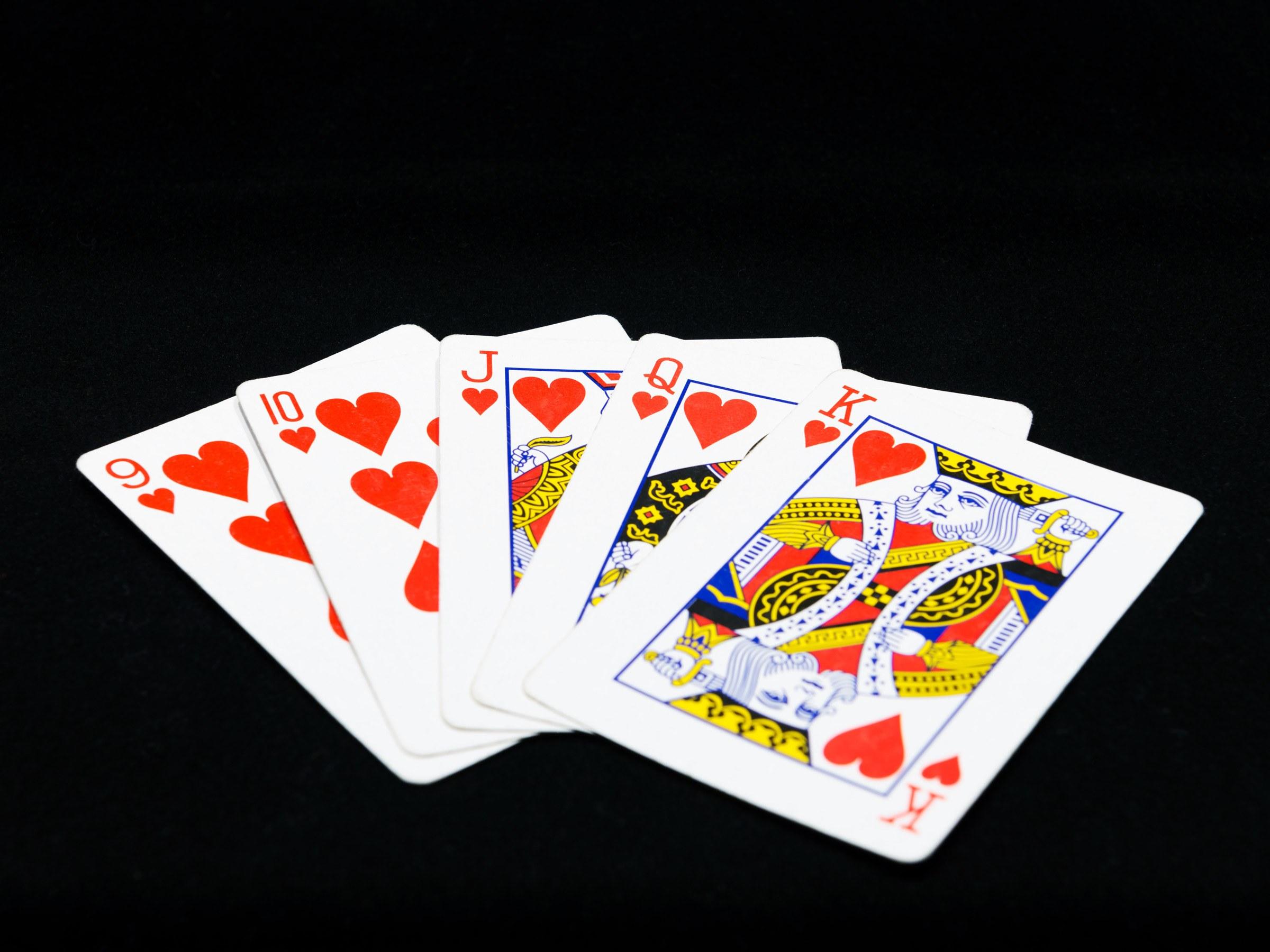 Комбинация в покере