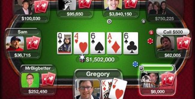 Покерная программа для айфона