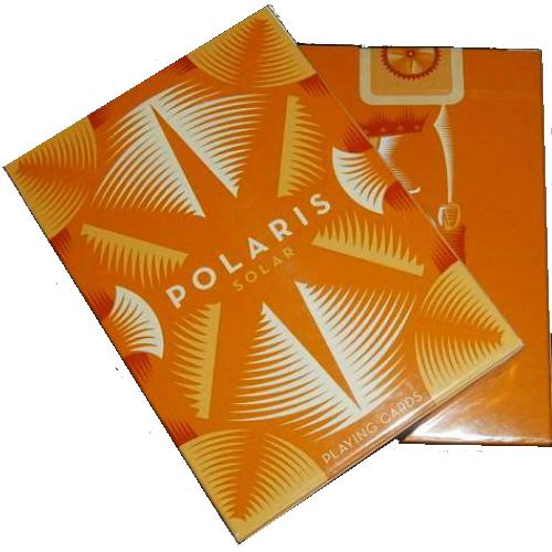 Игральные карты Polaris